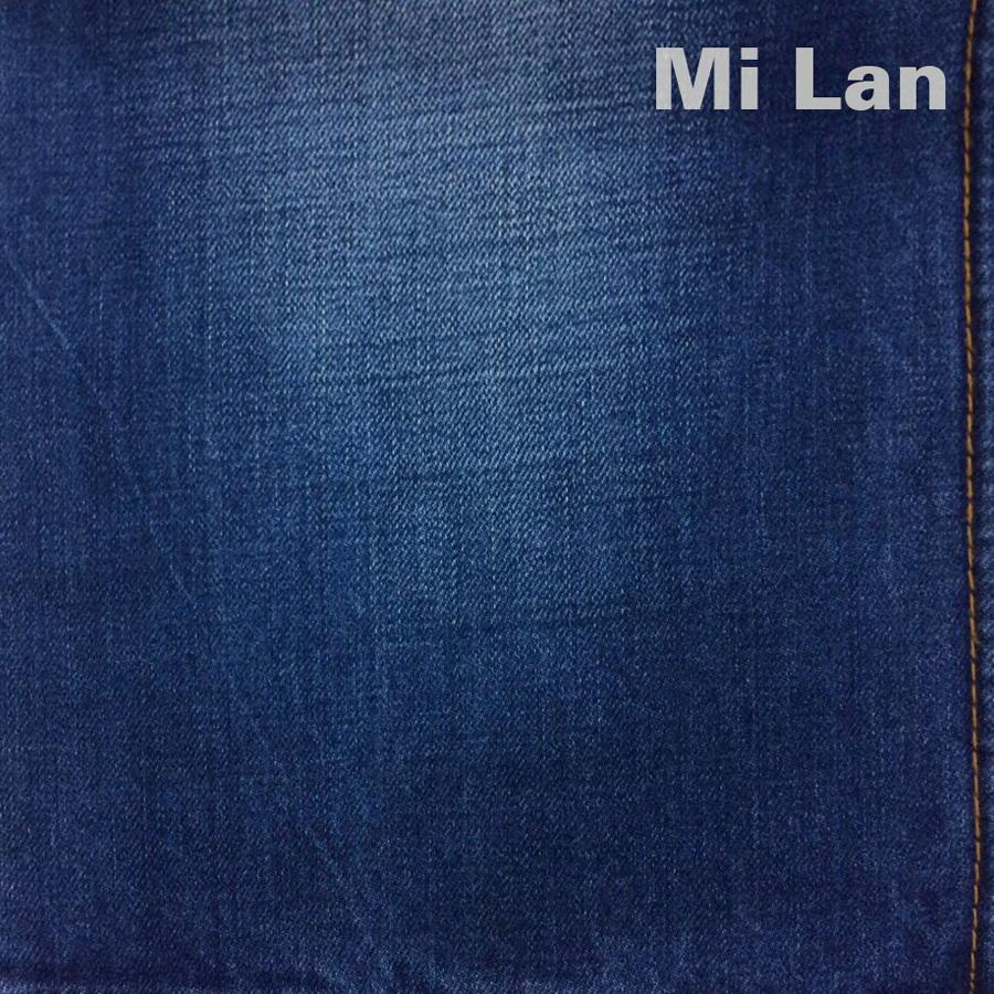 Vải jean nam cotton 100% xước cộng M32