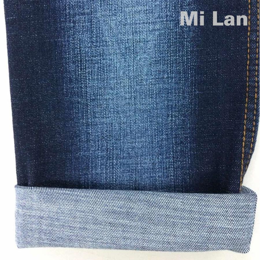 Vải jean nam thun xước cộng M36