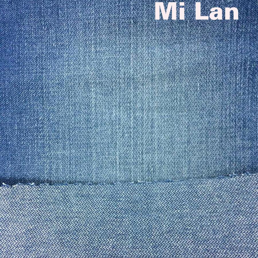 Vải jean sới chân chim S172