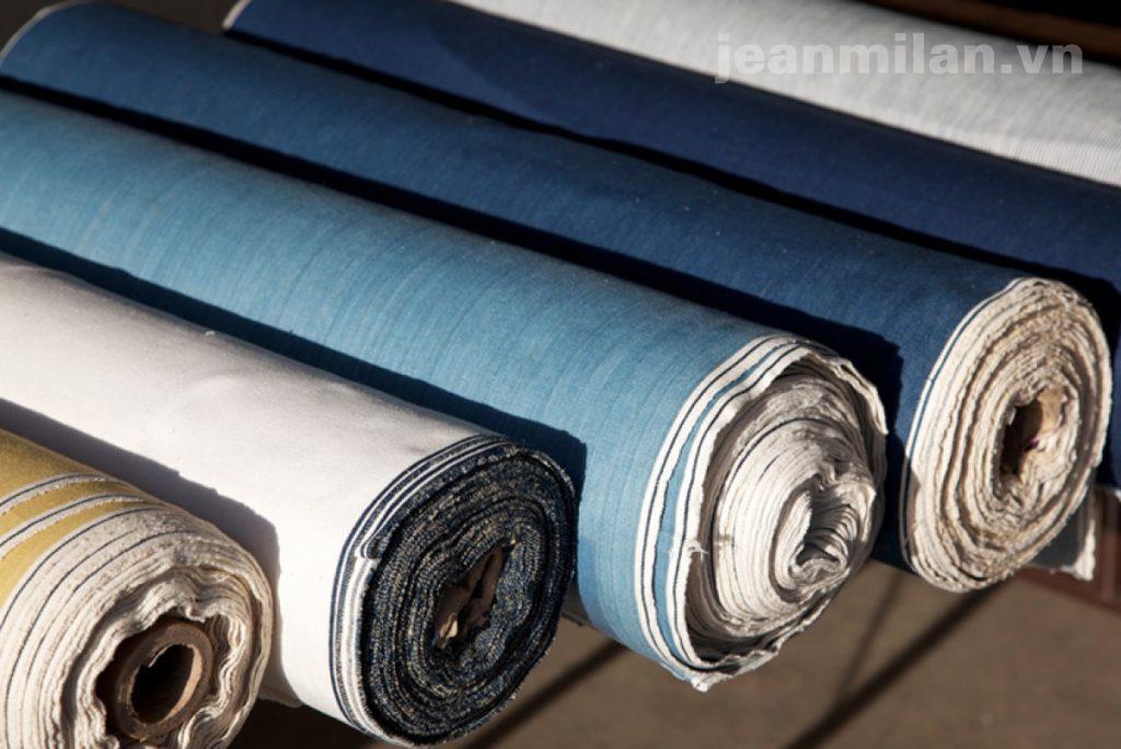 Những điều cần lưu ý khi mua vải Jean Stock giá rẻ