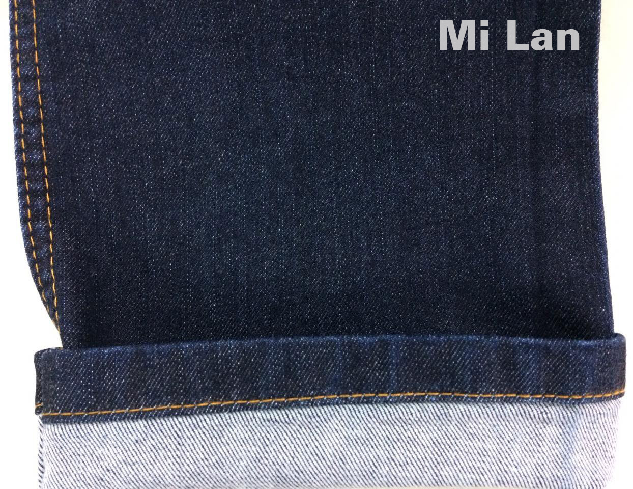 Vải jean nam thun W118-XD