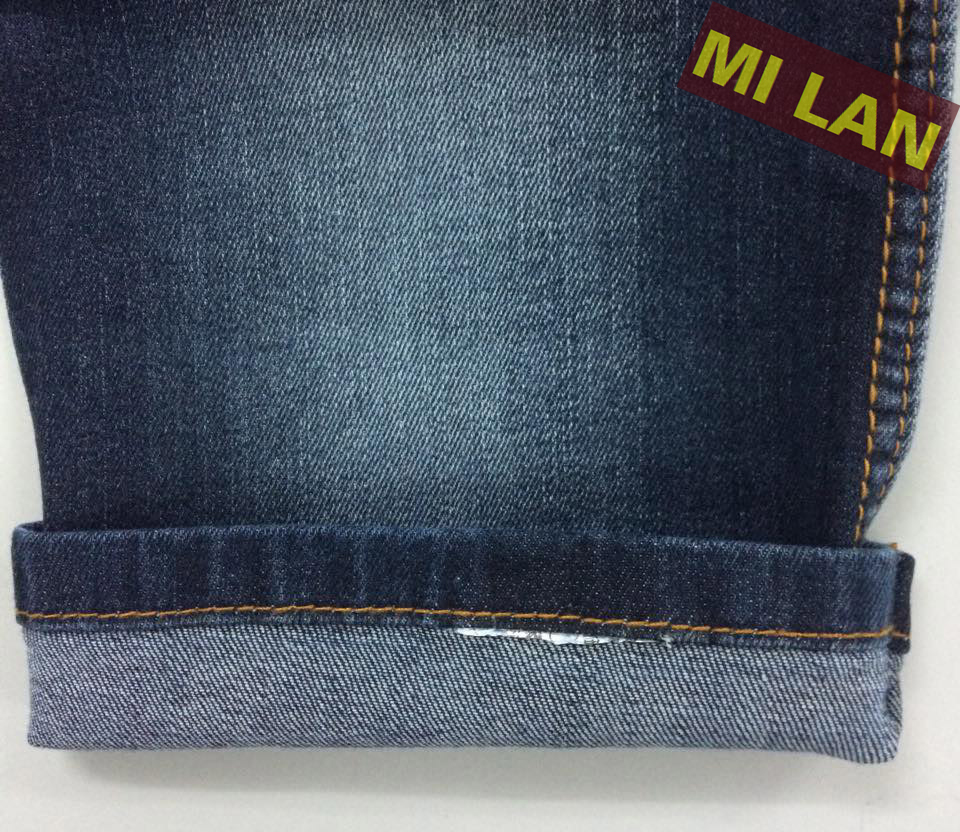 Vải jean cotton thun S317