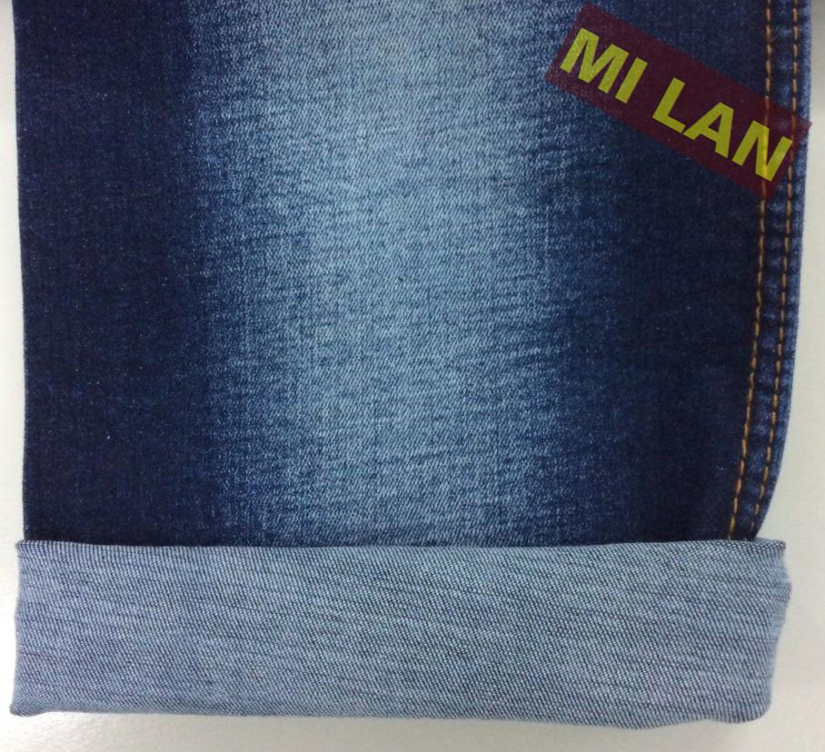 Vải jean cotton thun W73