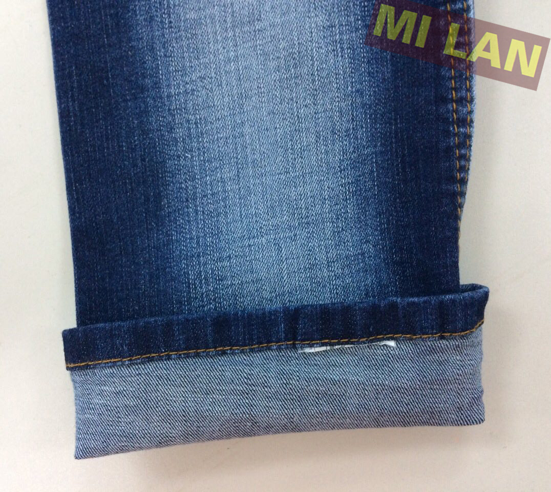 Vải jean cotton thun S328
