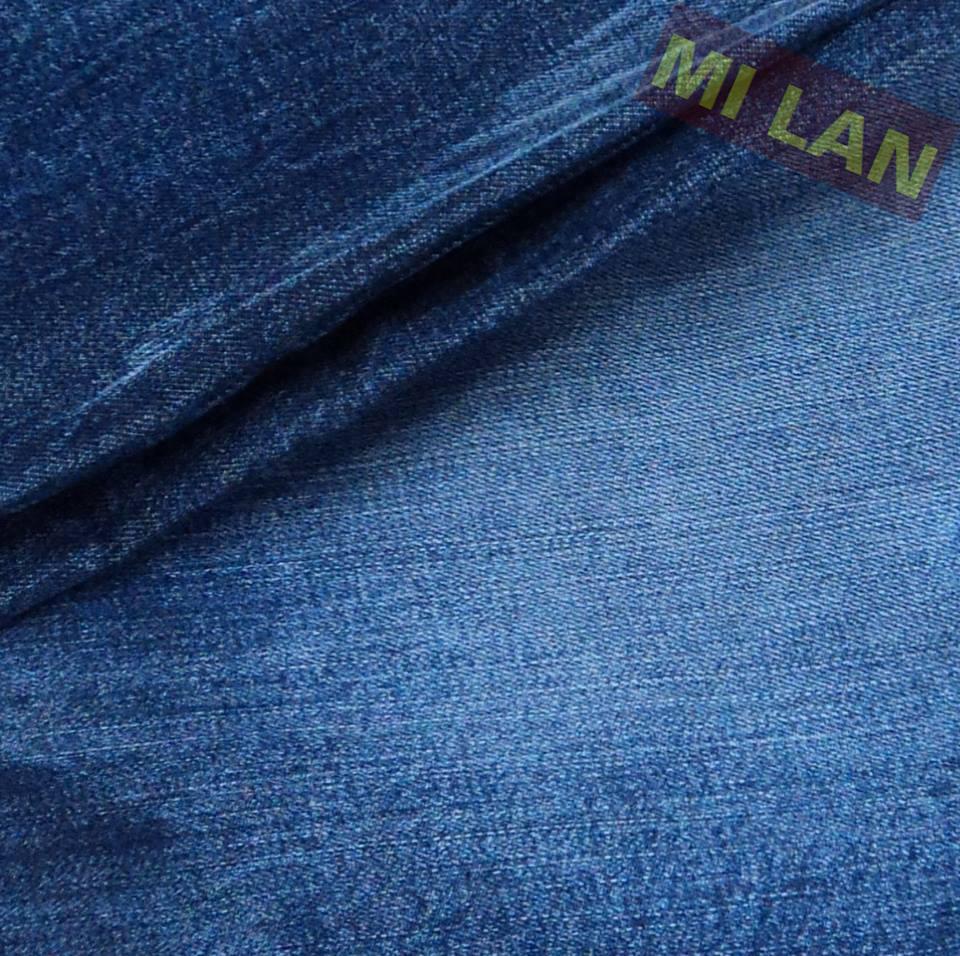 Vải jean cotton thun trẻ em 8 Oz L01