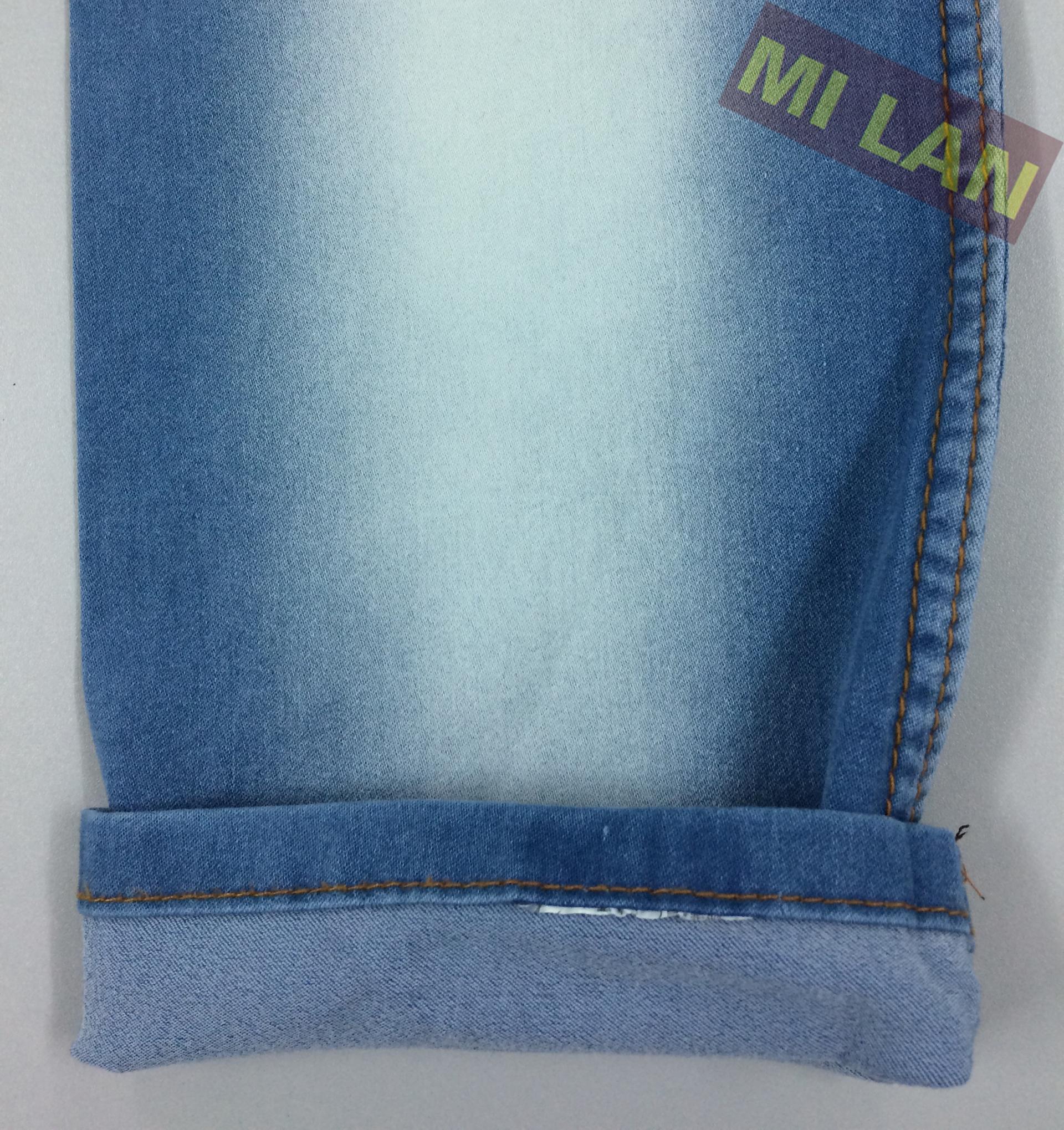 Vải jean lụa trẻ em 7 Oz S310