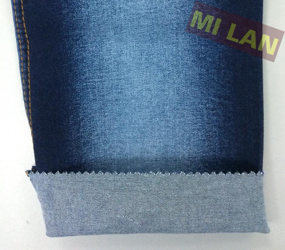 Vải jean cotton thun nữ W84