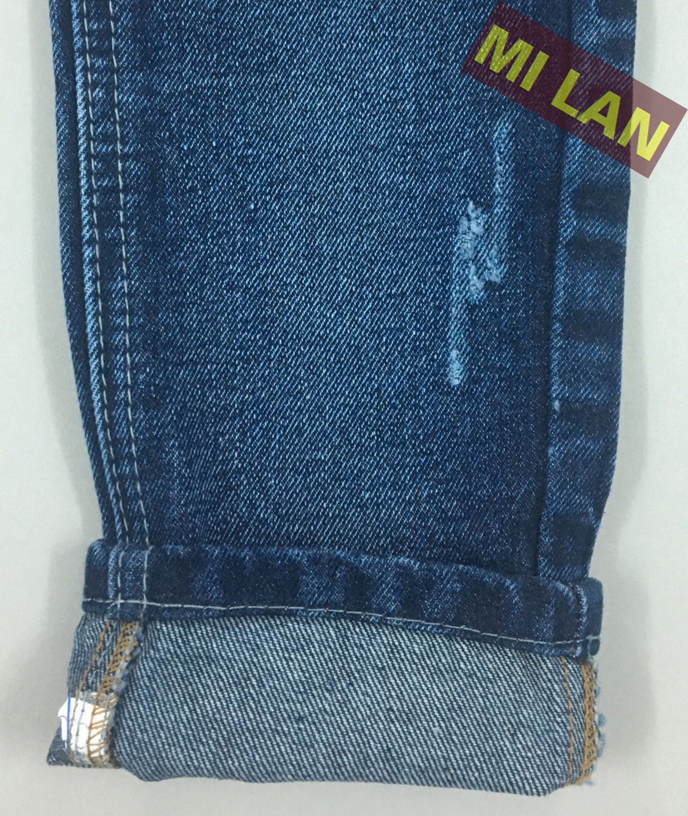 Vải jean nam cotton 100% S324