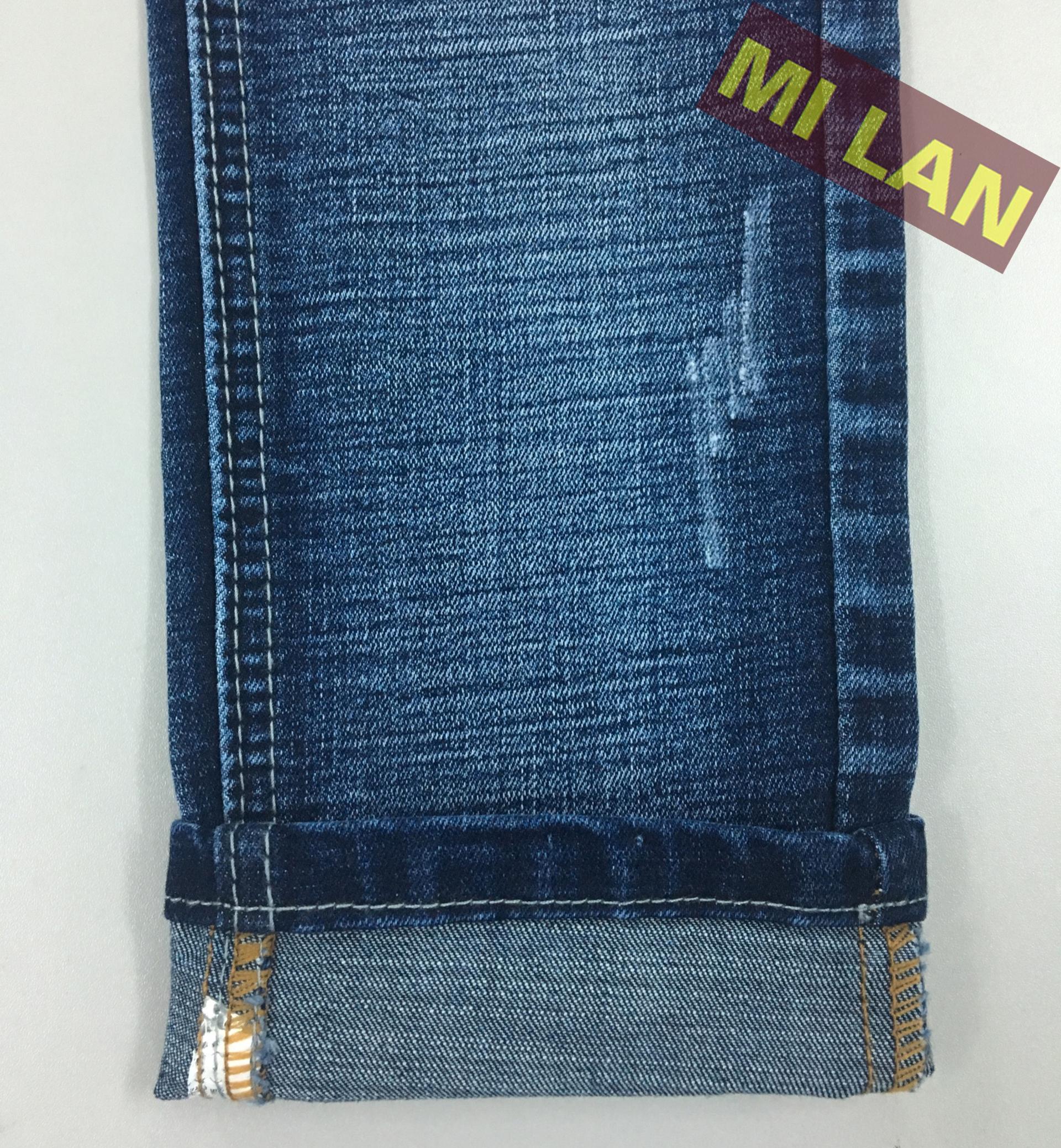 Vải jean nam thun nhẹ W92