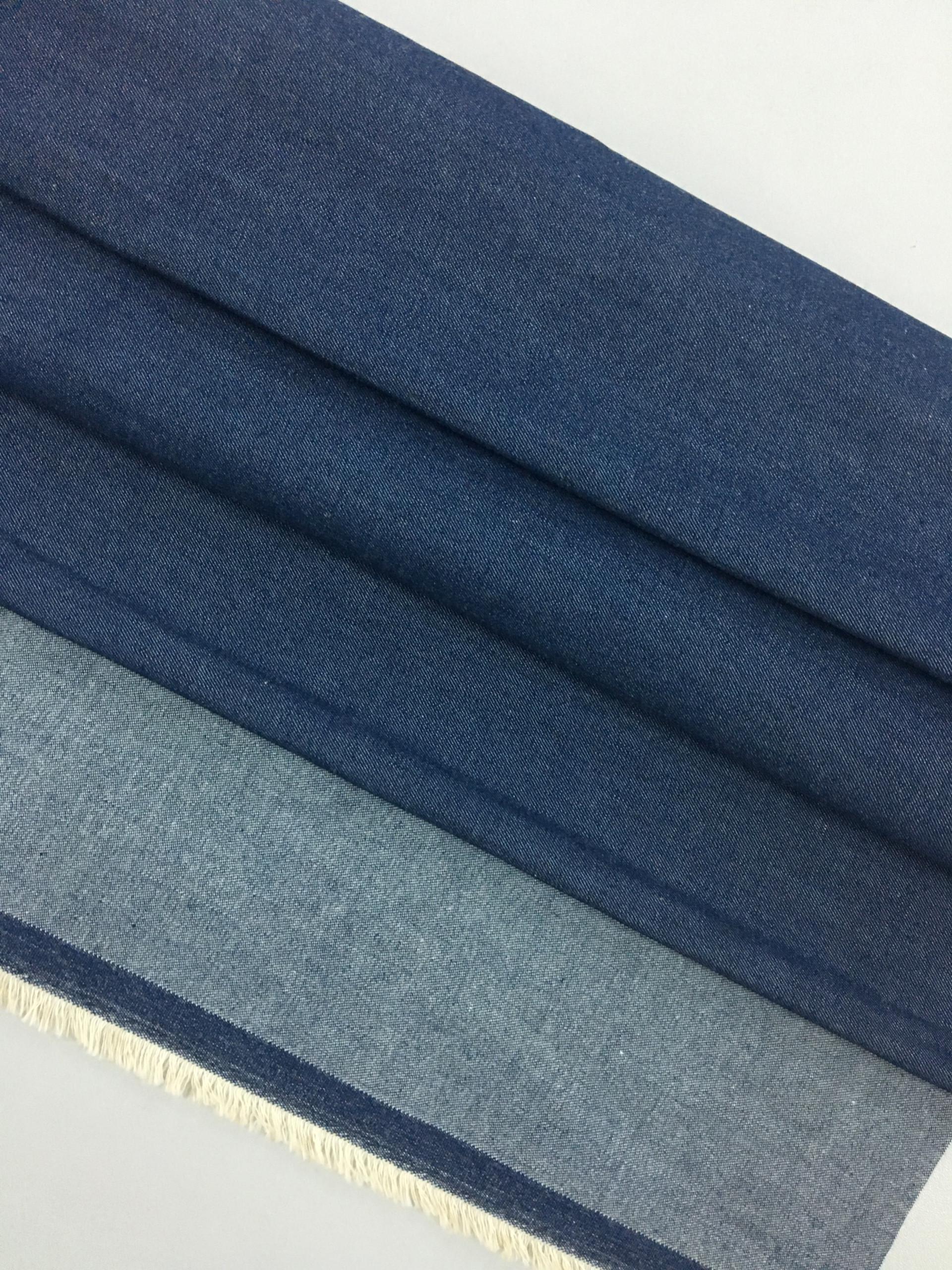 Vải jean xì phe cotton 100%