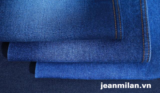 Đừng bao giờ nghĩ vải jean khúc, ký là kém chất lượng