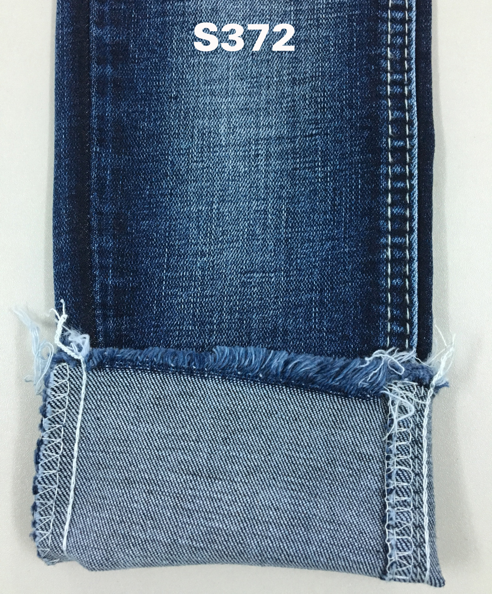Vải jean bé gái S372