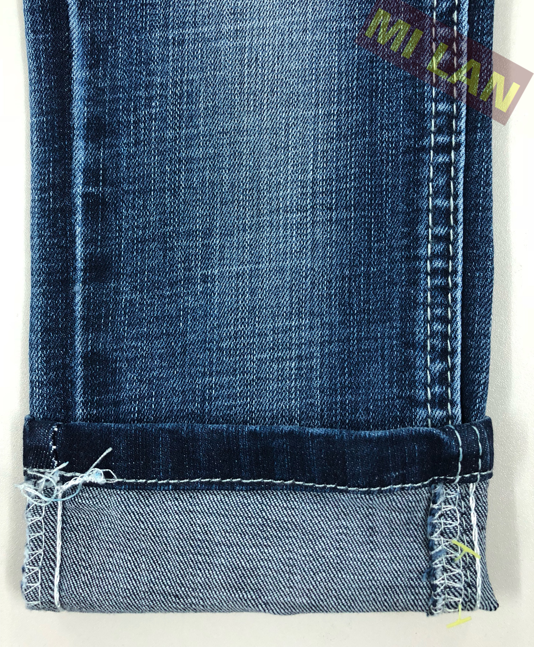 Vải jean bé gái S381